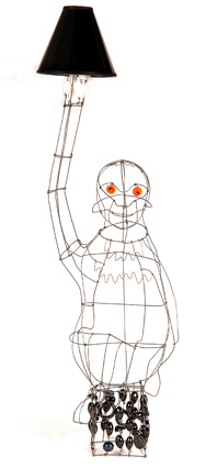 lamp-monkey
