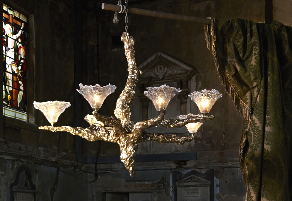 magma-chandelier