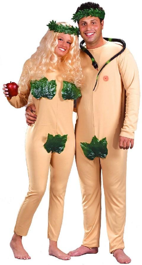 Костюм Адама и Евы на Новый год 2013-480