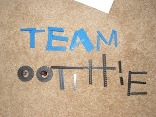 The official logo of Team Tittie