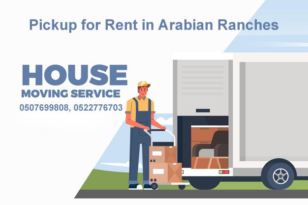 Best Truck Pickup Rental Services in Dubai – 0507699808