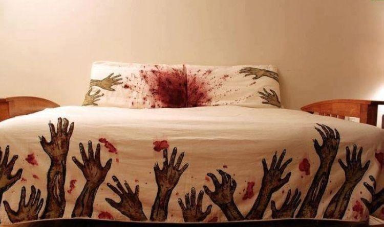 креативная постель