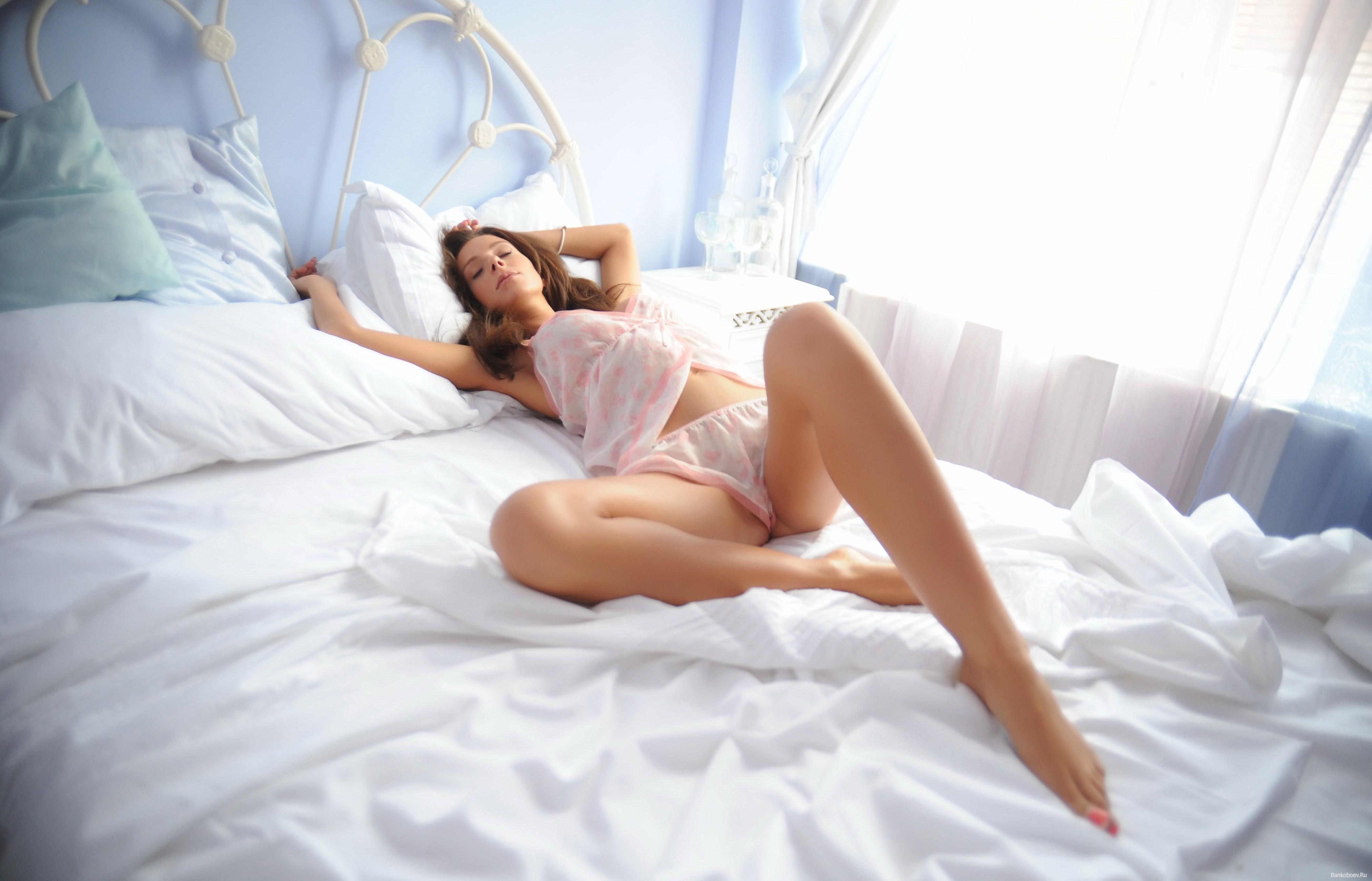 Фото спящая жена 4 фотография