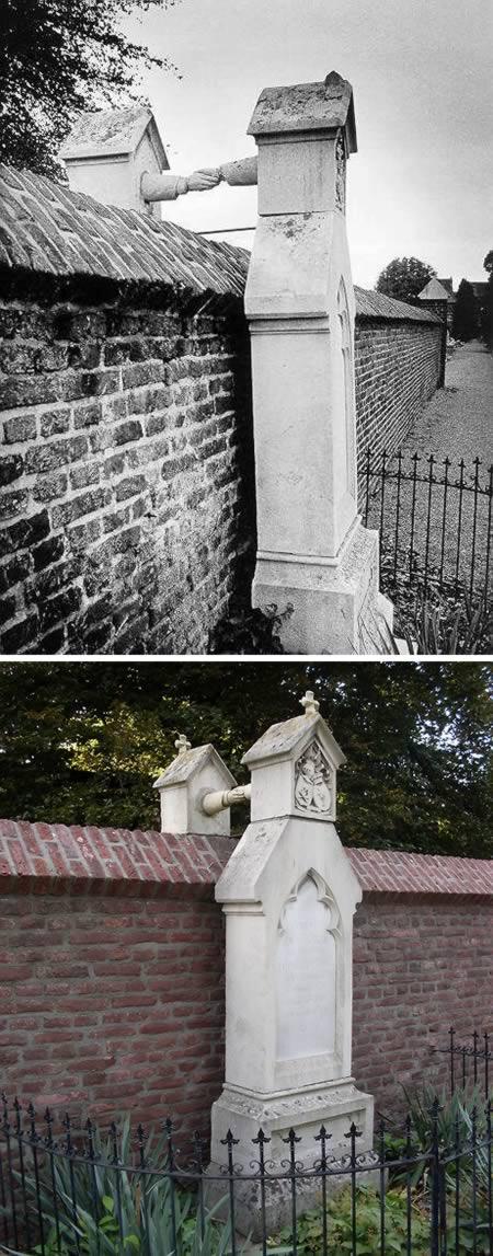 креативные могилы