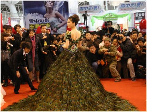 платье за 1,5 миллиона