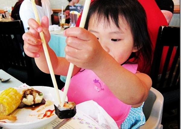 как правильно кушать суши