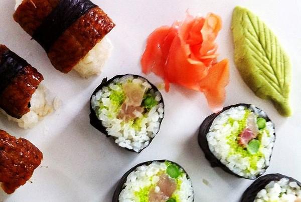 как правильно кушать суши9