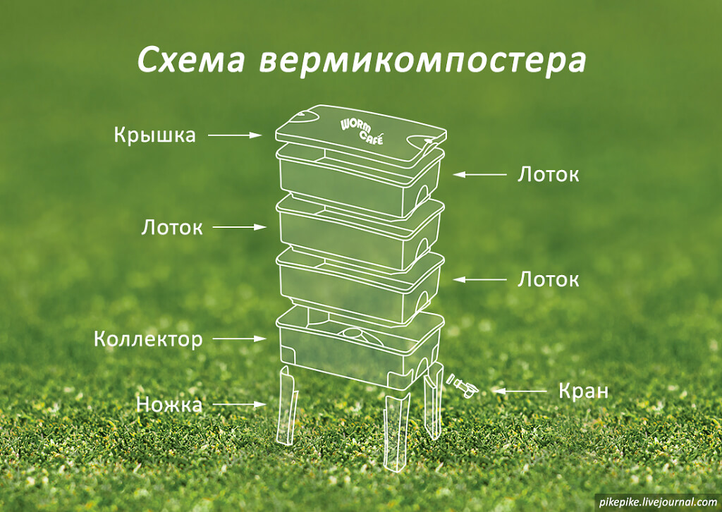 How does a vermicomposter tray, you can, waste, through, vermicomposter, will, worms, time, top, Vermicomposter, use, add, cover, smell, recycle, Only, bedspread, room, so that they will move