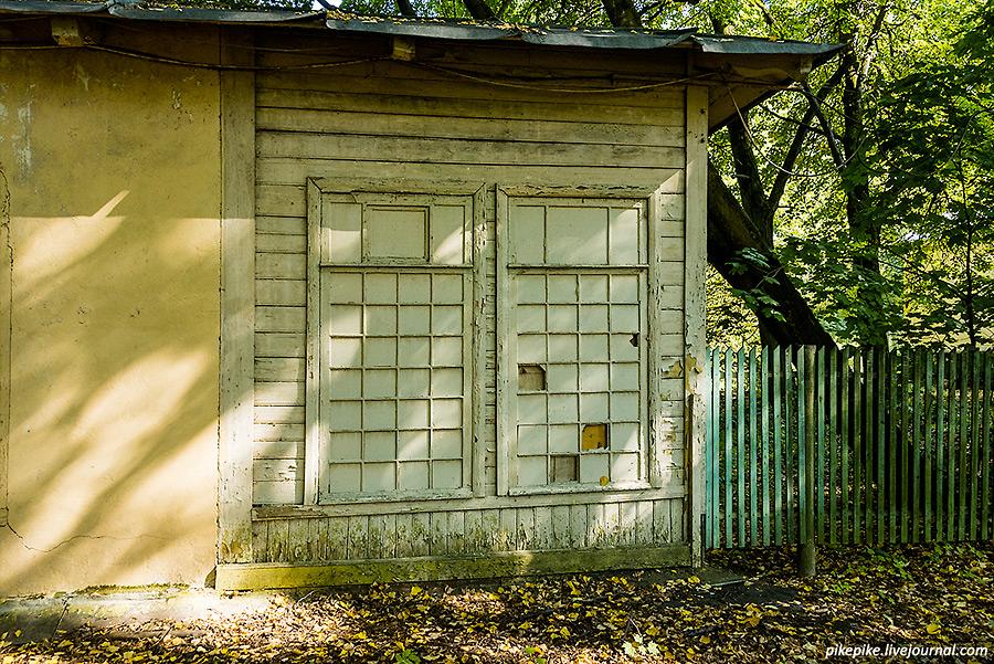 Бывший дом управляющего в усадьбе Узкое