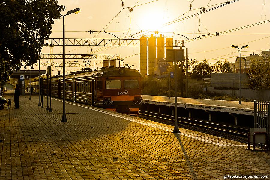 Станция Звенигород