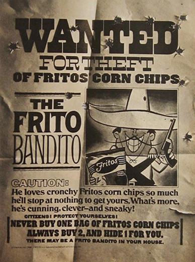 fritos bandito