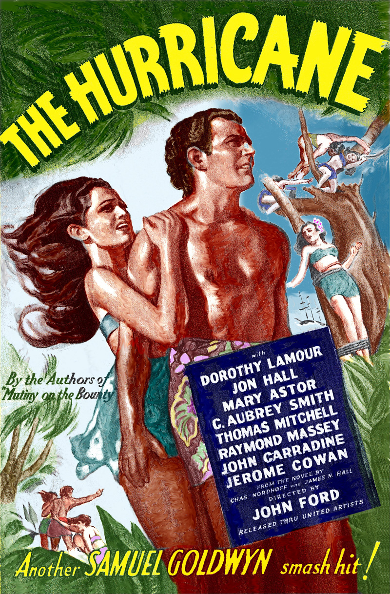 The Hurricane (1937): vintage_ads — LiveJournal