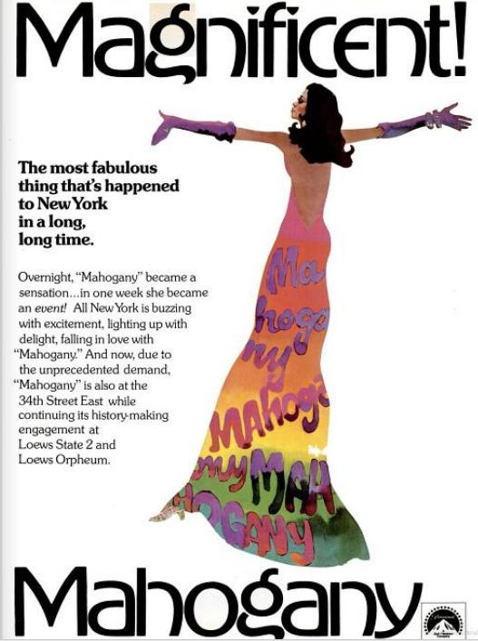 Mahogany NYM Nov 1975