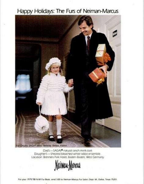 Neiman Marcus Furs TM Dec 1979