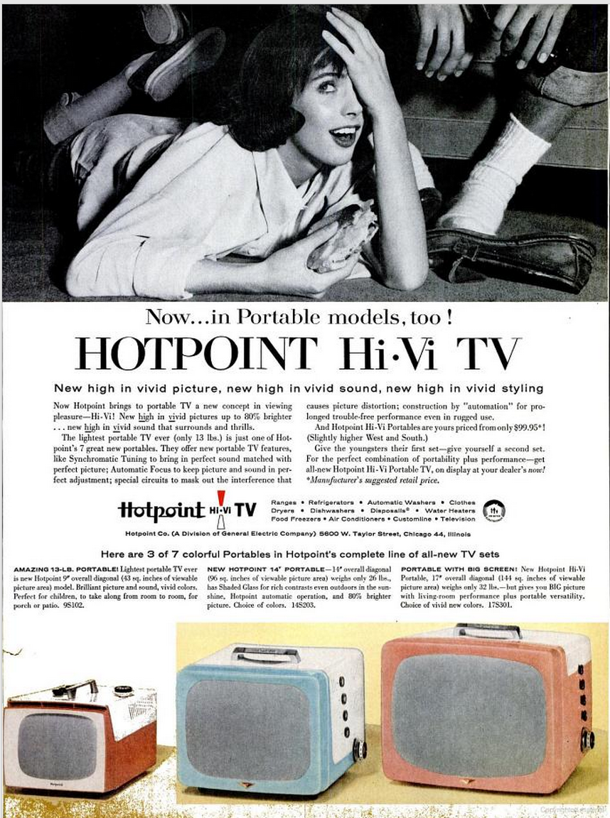 Hotpoint TV Life 10-15-1965