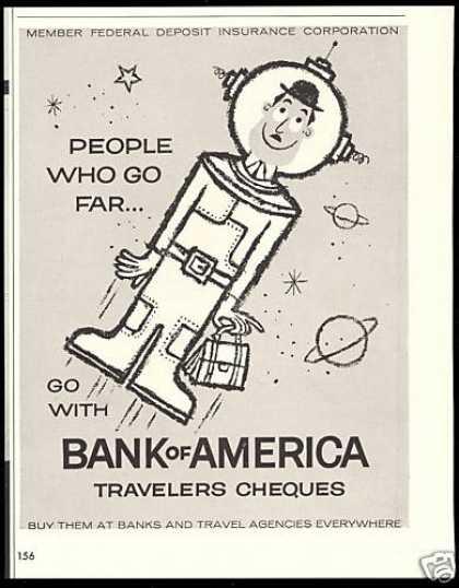 Bank of America 1955