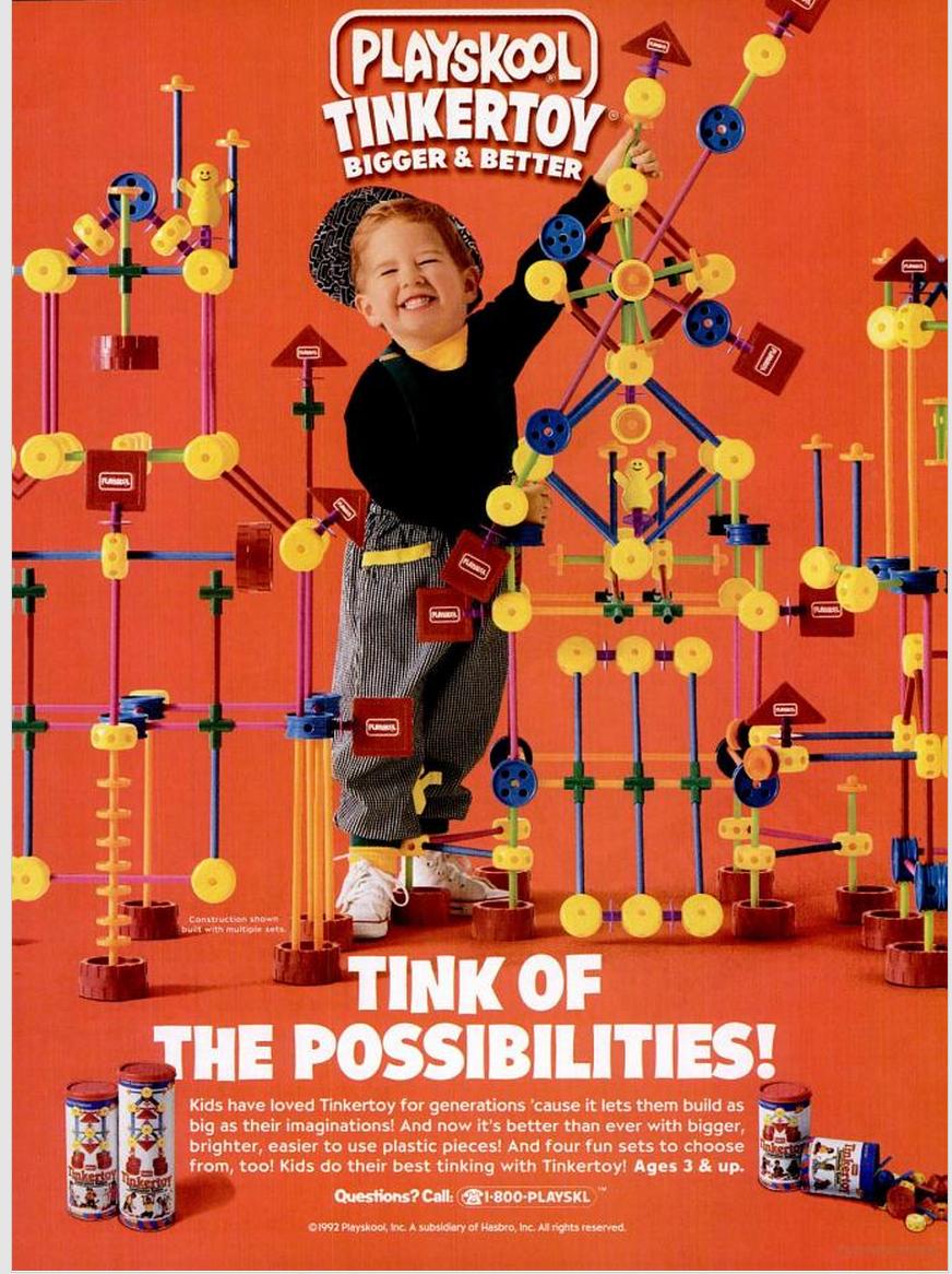 Tinkertoys WM Nov 93