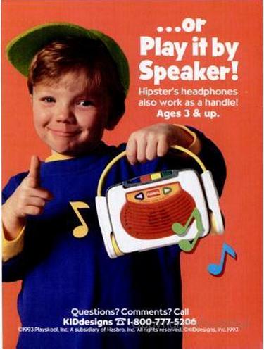 Playskool pt 2 WM Nov 93