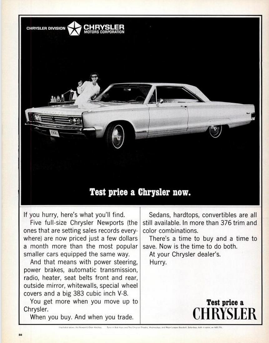 Chrysler Life 7-22-66