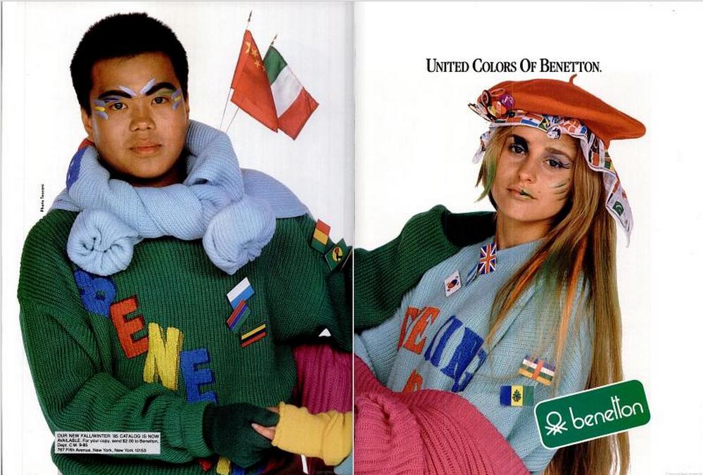 Benetton TM Sep 85