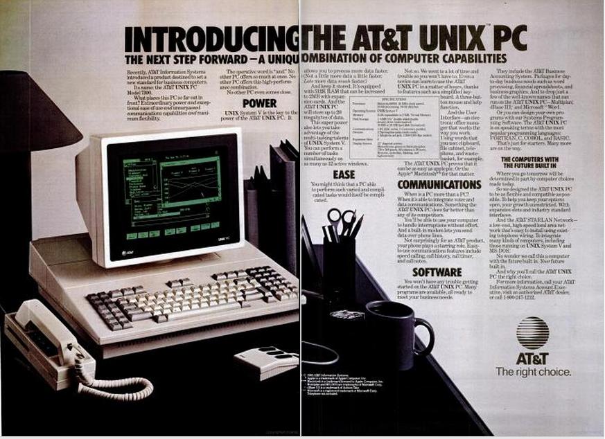 ATT Unix PC Computerworld May 13 85