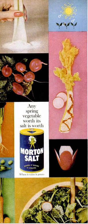 Morton salt June 1960