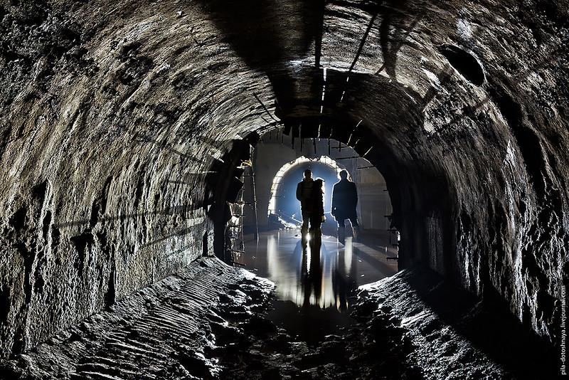 Подземная река Неглинная