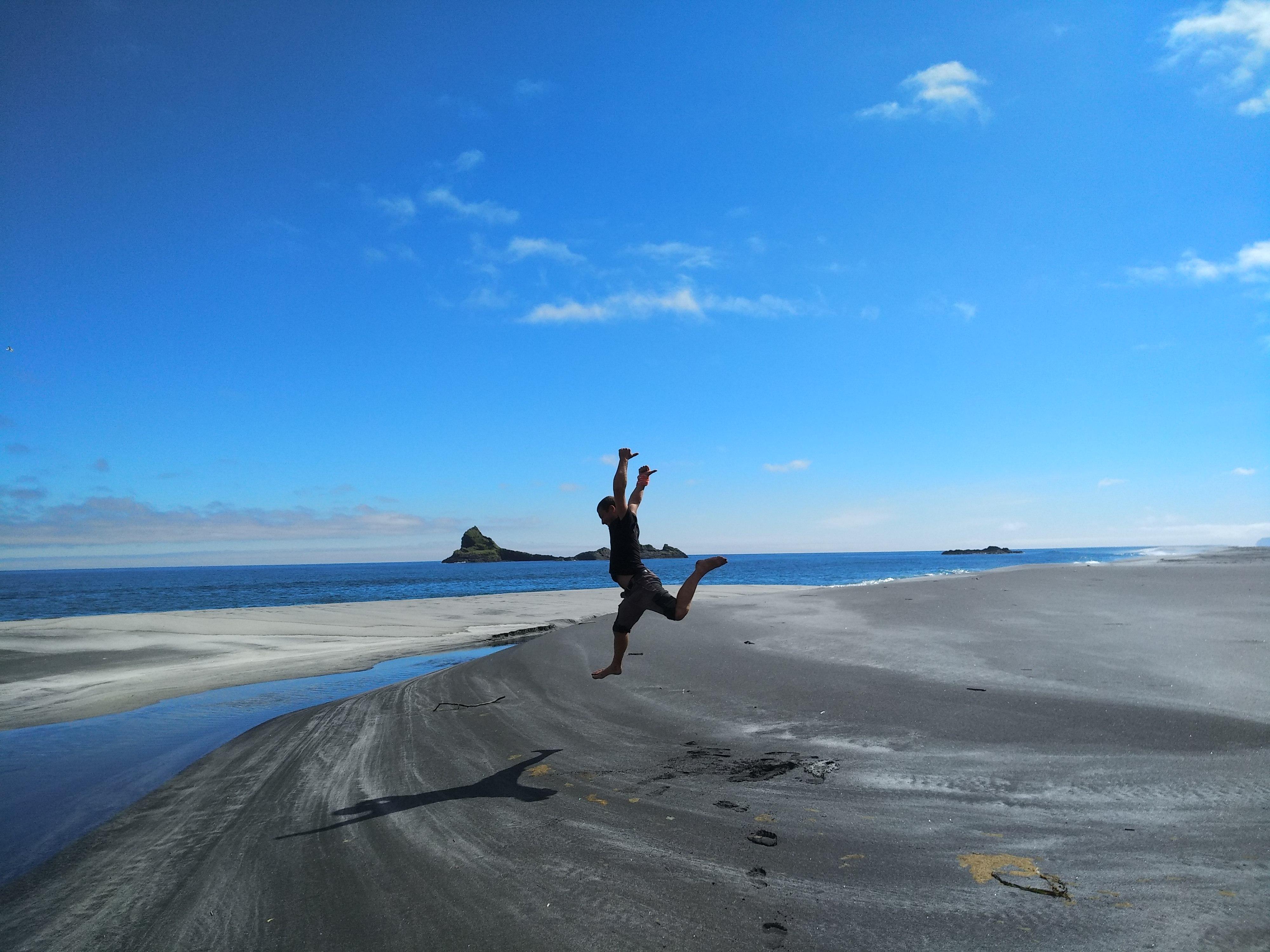 тихий океан остров Итуруп 2020 лето