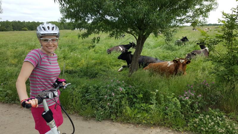 На велосипедах по Вармии и Мазурам