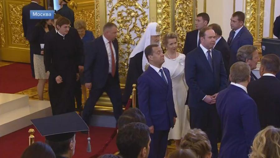 Путін вніс до Держдуми кандидатуру Медведєва на пост прем'єра - Цензор.НЕТ 3157