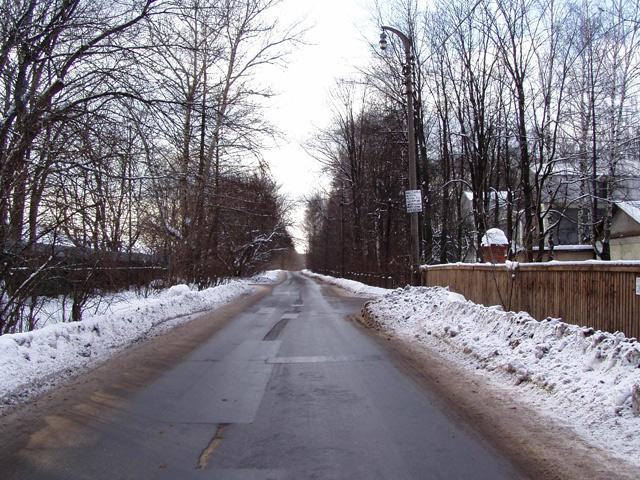 Дорога на Долгопрудный (до которого мы так и не дошли, так как спешили на квартирник к Мотыльку)