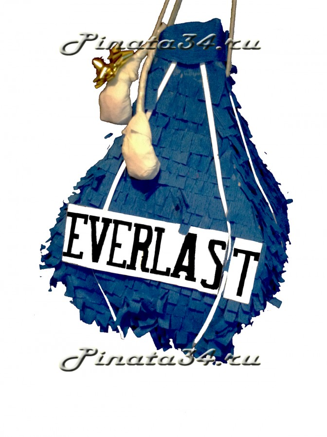 Пиньята «Боксёрская Груша Everlast»