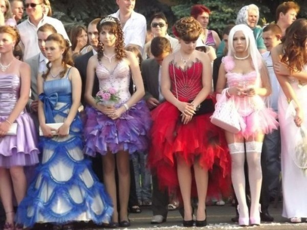 Силуэты фото девушек