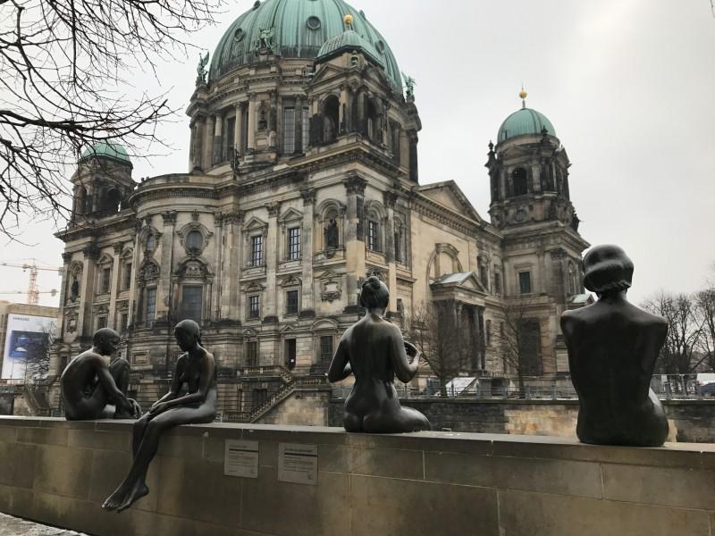 Один мой день в Берлине