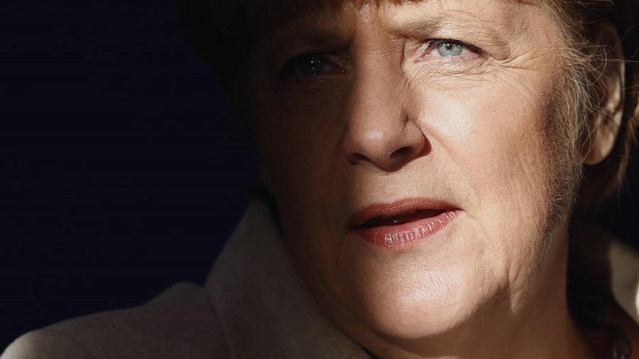 Покушение на Меркель