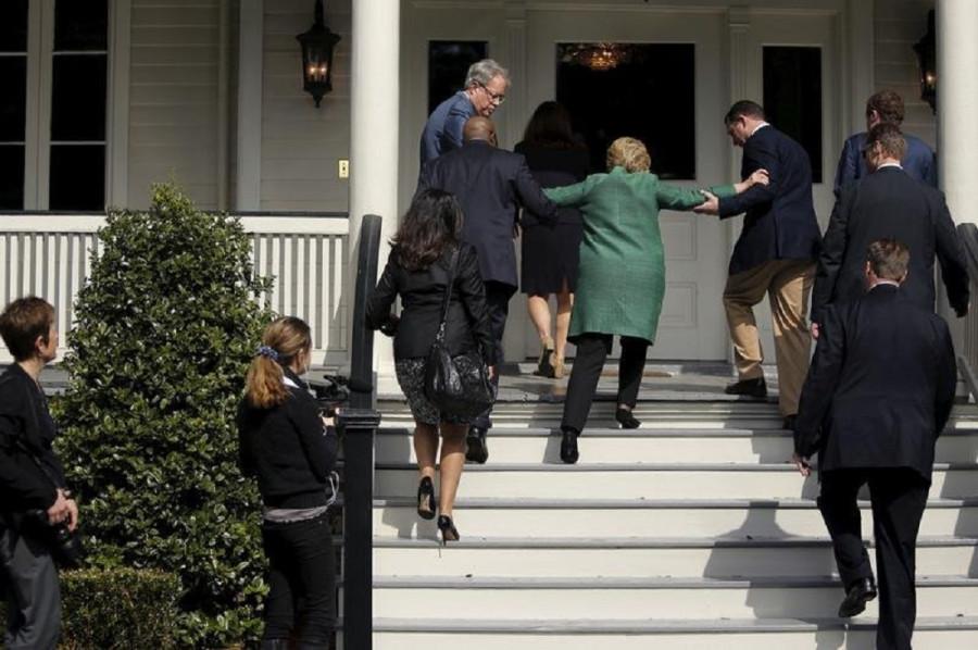 Хиллари выиграет выборы и помрет