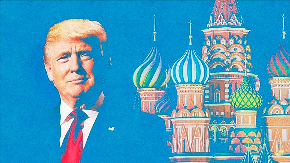 Как россияне подставили Трампа
