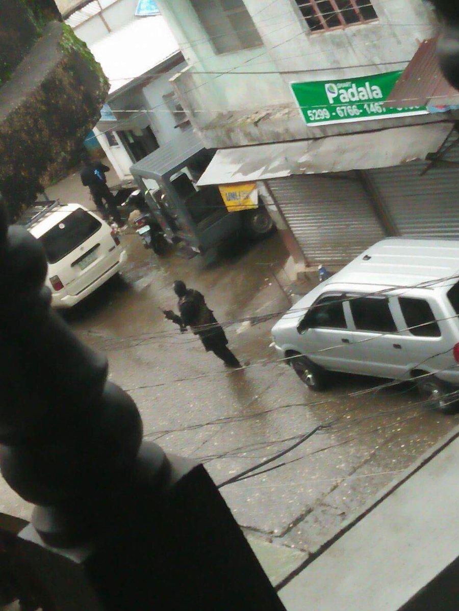 террористы захватили Марави-Сити