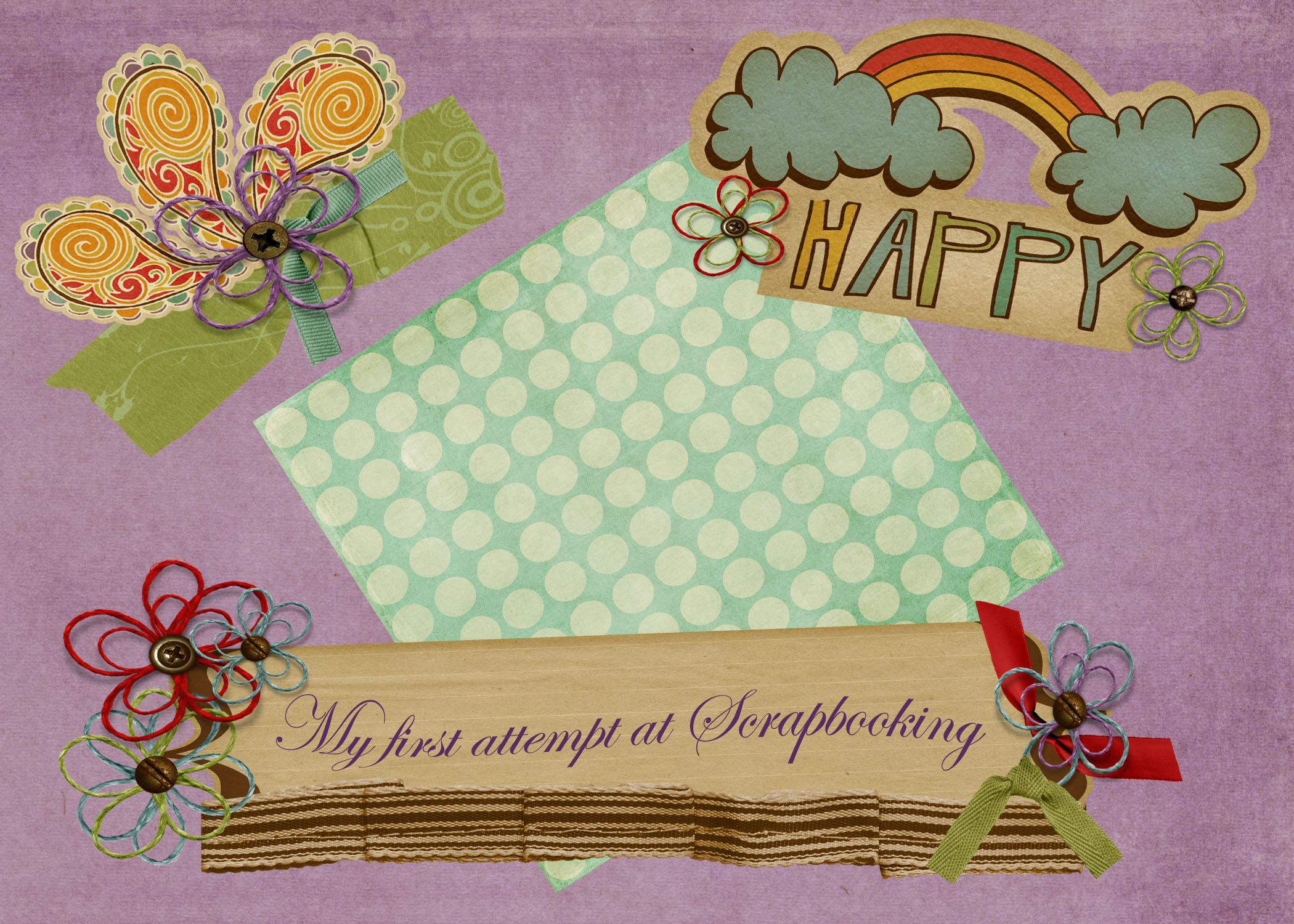 pinkchoco scrapbook 01
