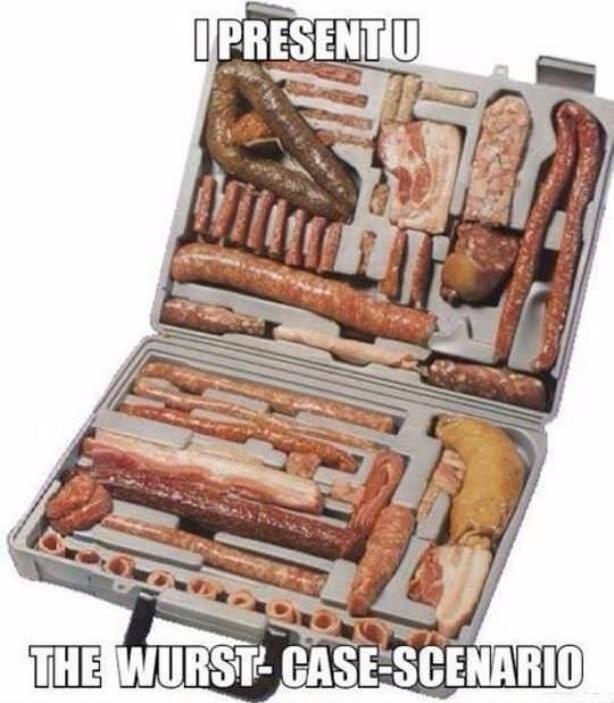 Wurst case