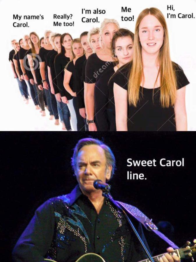 Sweet Carol Line