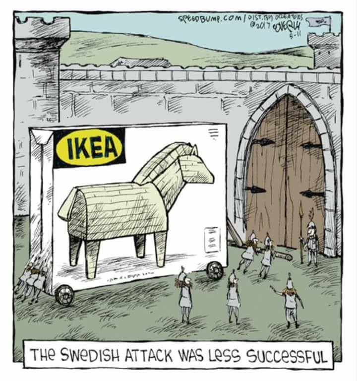 Ikea Troy