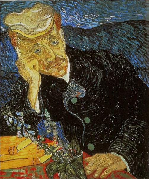 Пракино. Ван Гог. На пороге вечности и другие странные обстоятельства.