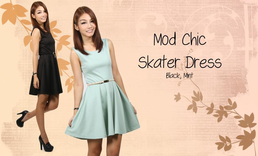 HH skater dress