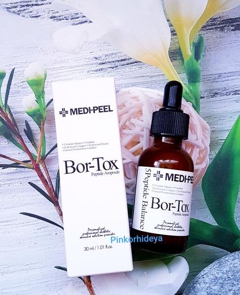 Ампульная пептидная сыворотка Bor-Tox от Medi-Peel