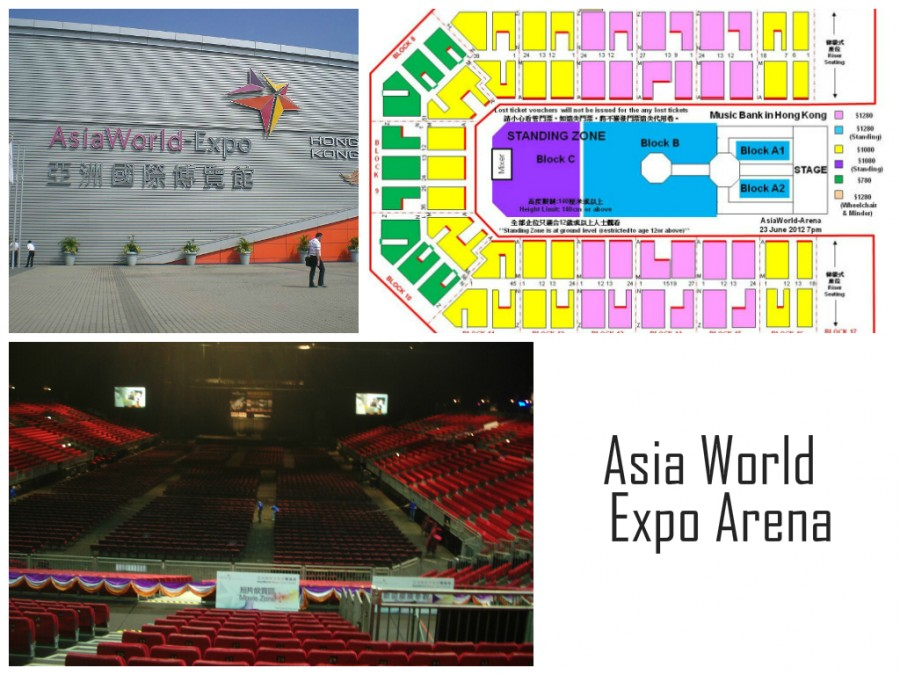 Asia World expo arena