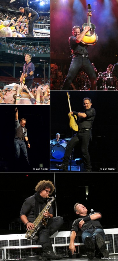 Bruce Springsteen Holiday 2012 Bonus Photos