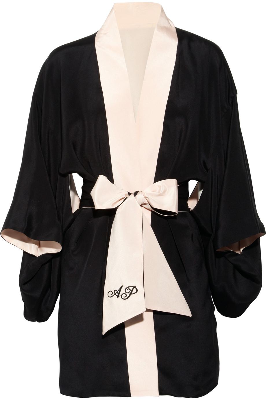 Agent Provocateur kimono