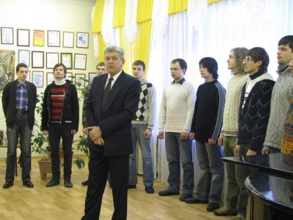 А.Варлахин - мастер-класс