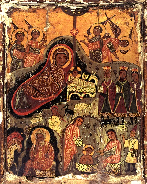 Nativity Sinai